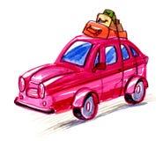 Auto,  cartoon icon Picture. Auto cartoon icon Picture Stock Image