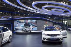 Auto China 2016 Fotos de Stock Royalty Free
