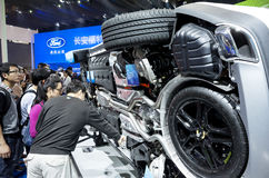 Auto China 2016. 2016 Beijing International Automotive Exhibition, in May,Beijing city, China Royalty Free Stock Photo