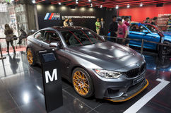 Auto China 2016. BMW M4 GTS in 2016 Beijing International Automotive Exhibition, in May,Beijing city, China Stock Photos