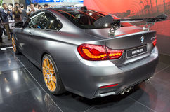 Auto China 2016. BMW M4 GTS in 2016 Beijing International Automotive Exhibition, in May,Beijing city, China Stock Photo