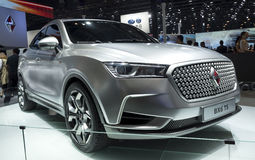 Auto China 2016. Germany brand BORGWARD suv in 2016 Beijing International Automotive Exhibition, in May,Beijing city, China Stock Photos