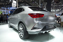 Auto China 2016. Germany brand BORGWARD suv in 2016 Beijing International Automotive Exhibition, in May,Beijing city, China Stock Photo