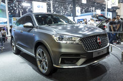 Auto China 2016. Germany brand BORGWARD suv in 2016 Beijing International Automotive Exhibition, in May,Beijing city, China Royalty Free Stock Images