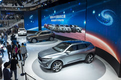 Auto China 2016 Royalty Free Stock Photo