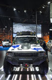 Auto China 2016. Leopard SUV in 2016 Beijing International Automotive Exhibition, in May,Beijing city, China Royalty Free Stock Photo