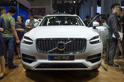 Auto China 2016. VOLVO XC90 SUV in 2016 Beijing International Automotive Exhibition, in May,Beijing city, China Stock Photos
