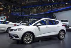 Auto Chiny 2016 Zdjęcie Stock