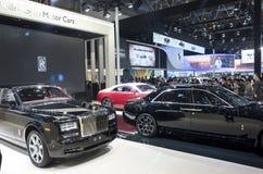 Auto Chiny 2016 Obraz Stock