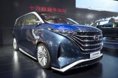 Auto Chiny 2016 Zdjęcie Royalty Free
