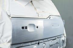 Auto ciało naprawy serie Obraz Stock