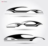Auto Company Logo Vector Design Stock Photos
