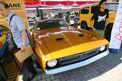 Auto contest Stock Images