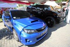Auto contest Royalty Free Stock Photos