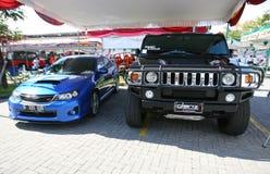 Auto contest Royalty Free Stock Image