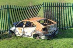 Auto crash Stock Photos