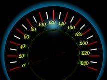 Auto dashboard Royalty Free Stock Photo