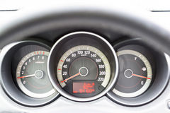 Auto dashboard Royalty Free Stock Images