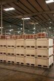 Auto de Delenpakhuis van Chongqing Minsheng Logistics Chongqing Branch Stock Fotografie