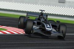 Auto der Formel-1 Lizenzfreie Stockfotografie