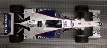 Auto der Formel 1 F1 durch BMW Stockbilder