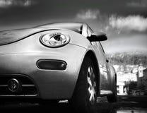 Auto in der Stadt Lizenzfreie Stockbilder