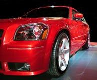 auto detroit show Royaltyfri Bild