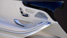Auto door controls