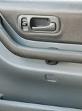 Auto Door Inside Royalty Free Stock Images