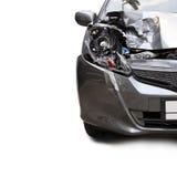 Auto een ongeval royalty-vrije stock afbeelding