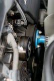 Auto element för bil som kyler fans royaltyfri foto