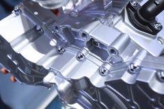 Auto engine of closeup Royalty Free Stock Photos