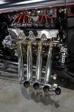 Auto engine Royalty Free Stock Photos