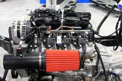 Auto engine Stock Image
