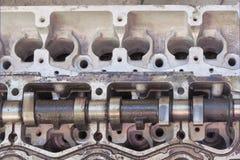 Auto engine parts Royalty Free Stock Photo
