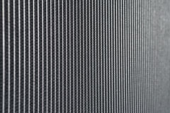 Auto engine radiator grille industial background. Royalty Free Stock Photography