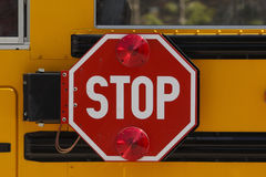 Auto escolar Fotos de Stock