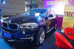 Auto exhibition sales Stock Images