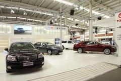 Auto Expo Stock Image