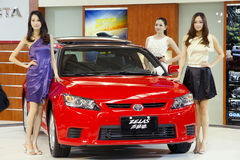 Auto Expo Stock Photo