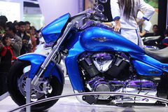 Auto Expo 2012 Royalty Free Stock Photography