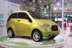 Auto Expo 2012 Royalty Free Stock Images