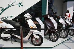 Auto Expo 2012, New Delhi, India Stock Photos