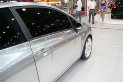 Auto Expo. Car exibition saloon Stock Image