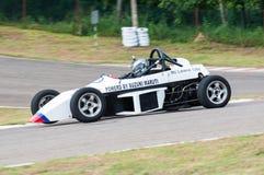 1. Auto f1 in Sri Lanka Lizenzfreie Stockbilder