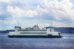 Auto Ferry Stock Images