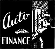 Auto Finance Stock Photo