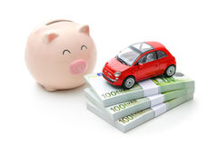 Auto finances Stock Images