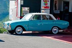 Auto, Ford Taunus Stock Afbeeldingen