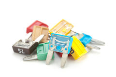 Auto fuse Stock Images